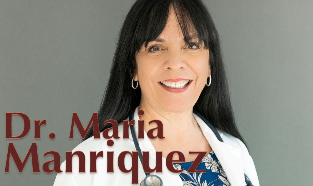Dr Maria Manriquez traveling physician helping women