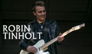Robin Tinholt country music in norway