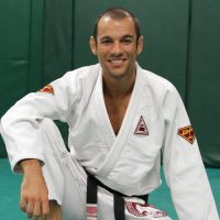 Ryron Gracie jiu jitsu black belt
